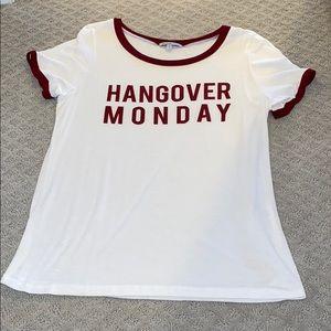 Hangover Monday T-shirt